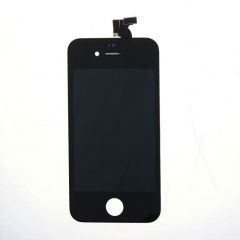 LCD Display + Screen Touch Digitizer + Frame Assembly For iPhone 4 4G Black