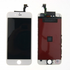 LCD Display + Screen Touch Digitizer + Frame Assembly For iPhone 6 White
