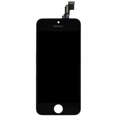 LCD Display + Screen Touch Digitizer + Frame Assembly For iPhone iPhone 5C Black