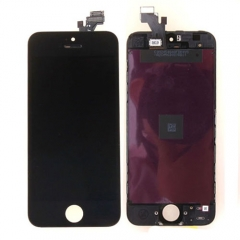 LCD Display + Screen Touch Digitizer + Frame Assembly For iPhone iPhone 5 5G Black