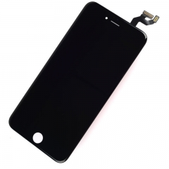 LCD Display + Screen Touch Digitizer + Frame Assembly For iPhone 6S Plus Black