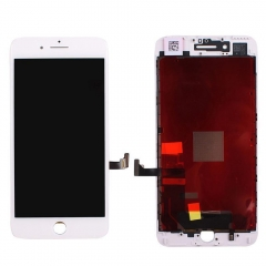 LCD Display + Screen Touch Digitizer + Frame Assembly For iPhone 7 Plus White