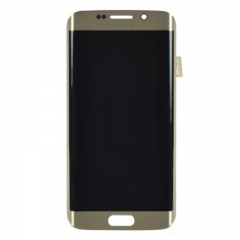 For Samsung Galaxy S6 EDGE G925 G925A G925T G925V LCD Display Touch Screen Digitizer Assembly Gold