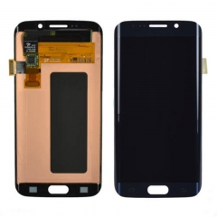 For Samsung Galaxy S6 EDGE G925 G925A G925T G925V LCD Display Touch Screen Digitizer Assembly Blue