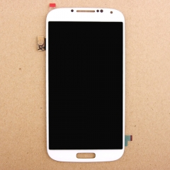 LCD Display Touch Screen Digitizer Assembly For Samsung Galaxy S4 SIV GT I9500 I9505 I545 I337 White