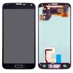 LCD Display Touch Screen Digitizer Assembly For Samsung Galaxy Samsung Galaxy S5 i9600 G900R G900F G900H G900M G9001 Black
