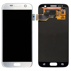 For Samsung Galaxy S7 G930 G930V G930P G930F LCD Display Touch Screen Digitizer Assembly White