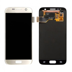 For Samsung Galaxy S7 G930 G930V G930P G930F LCD Display Touch Screen Digitizer Assembly Gold