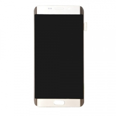 For Samsung Galaxy S6 Edge Plus + G928 G928F G928A LCD Display Touch Screen Digitizer Assembly Gold