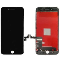 LCD Display + Screen Touch Digitizer + Frame Assembly For iPhone 7 Plus Black
