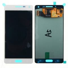 For Samsung Galaxy A5 2015 A500 A500F A500FU A500H A500M A5000 LCD Display Touch Screen Digitizer Assembly White