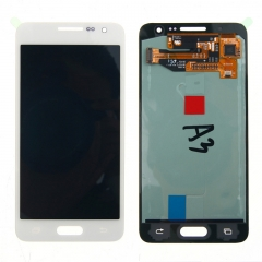 For Samsung Galaxy A3 2015 A300 A300F A3000 LCD Display Touch Screen Digitizer Assembly White
