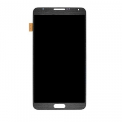 For Samsung Galaxy Note 3 N9000 N9005 N900A N900T LCD Display Touch Screen Digitizer Assembly Black