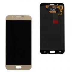 For Samsung Galaxy A8 2015 A800 A800F A800FU A800H A800M A8000 LCD Display Touch Screen Digitizer Assembly Gold