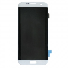 For Samsung Galaxy S7 Edge G935 G935F G935T G935V G935A G935P LCD Display Touch Screen Digitizer Assembly White