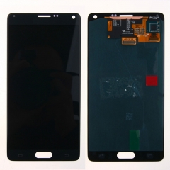 For Samsung Galaxy Note 4 N910 N910S N910C N910A N910V N910P N910R N910T LCD Display Touch Screen Digitizer Assembly Black