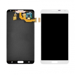 For Samsung Galaxy Note 3 N9000 N9005 N900A N900T LCD Display Touch Screen Digitizer Assembly White