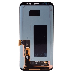 For Samsung Galaxy S8 Plus G955 G955F G955T G955V G955A G955P LCD Display Touch Screen Digitizer Assembly Black