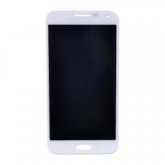 For Samsung Galaxy E5 2015 E500F E500H E500M E5000 LCD Display Touch Screen Digitizer Assembly White
