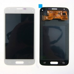 For Samsung Galaxy S5 Mini G800 G800A G800T G800F G800H G800M G800W LCD Display Touch Screen Digitizer Assembly White
