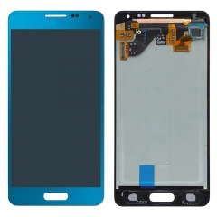 For Samsung Galaxy Alpha G850 G850A G850T G850F G850H G850M G850W LCD Display Touch Screen Digitizer Assembly Blue