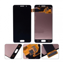 For Samsung Galaxy A3 2016 A310 A310F A310FU A310H A310M A3100 LCD Display Touch Screen Digitizer Assembly Black