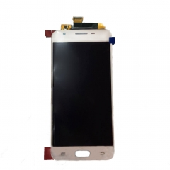 For Samsung Galaxy On5 2016 G570 J5 Prime LCD Display Touch Screen Digitizer Assembly White