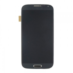 For Samsung Galaxy S4 SIV GT I9505 LCD Display Touch Screen Digitizer Panel Glass Frame Assembly Black