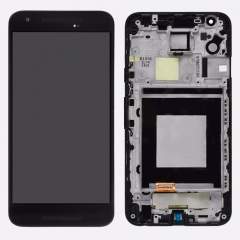 For LG Google Nexus 5X H790 H791 H798 LCD Display Touch Screen Digitizer Panel Glass Frame Assembly Black