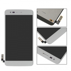 For LG K8 2017 M200 M200N MS210 LCD Display Touch Screen Digitizer Assembly White
