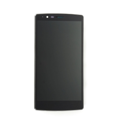 For LG G4 H810 H811 H815 H818 F500 LCD Display Touch Screen Digitizer Panel Glass Frame Assembly Black