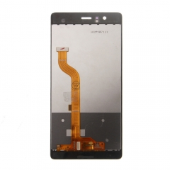 For Huawei P9 Standard EVA-L09 LCD Display Touch Screen Digitizer Assembly Black