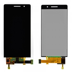 For Huawei Ascend P6 P6-U06 LCD Display Touch Screen Digitizer Assembly Black