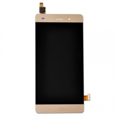 "For Huawei P8 Lite ALE-L21 2017 5.2"" LCD Display Touch Screen Digitizer Assembly Gold"