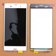 For Sony Xperia Z3 D6603 D6643 D6653 D6616 LCD Display Touch Screen Digitizer Assembly White