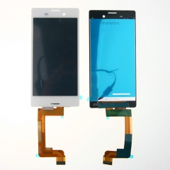 For Sony Xperia M4 Aqua E2303 E2353 LCD Display Touch Screen Digitizer Assembly White