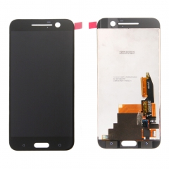 For HTC 10 One M10 M10H LCD Display Touch Screen Digitizer Assembly Black