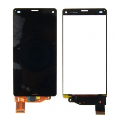 For Sony Xperia Z3 Compact Mini D5803 D5833 LCD Display Touch Screen Digitizer Assembly Black