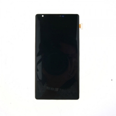 For Nokia Lumia 1520 LCD Display Touch Screen Digitizer Panel Glass Frame Assembly Black