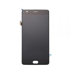 For Oneplus 3 A3000 LCD Display Touch Screen Digitizer Assembly Black