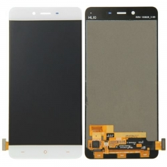 For OnePlus X LCD Display Touch Screen Digitizer Assembly White