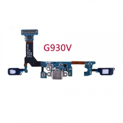 For Samsung Galaxy S7 G930A G930T G930P G930V G930F USB Charging Charger Port Flex Cable With Mic