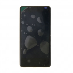For Nokia Lumia 800 LCD Display Touch Screen Digitizer Panel Glass Frame Assembly Black