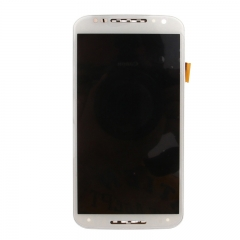 For Motorola Moto X2 XT1092 XT1095 XT1096 XT1097 LCD Display Touch Screen Digitizer Panel Glass Frame Assembly White