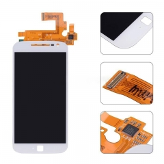 For Motorola G4 Plus XT1643 XT1644 LCD Display Touch Screen Digitizer Assembly White