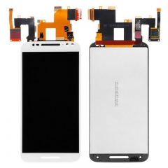 For Motorola Moto X Style X3 XT1575 XT1572 XT1570 LCD Display Touch Screen Digitizer Assembly White