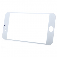 For iPhone 5 5G 5C 5S Front Outer Glass Lens Screen Cover White