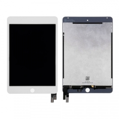 For iPad Mini 4 A1538 A1550 LCD Display Touch Screen Digitizer Assembly White