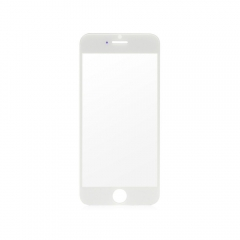 "For iPhone 6 6G 4.7"" Front Outer Glass Lens Screen Cover White"