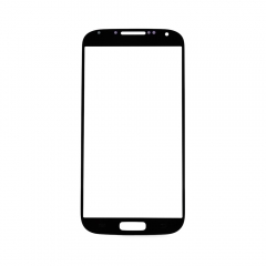 For Samsung Galaxy S4 SIV I9500 I9505 I9506 I337 I545 L720 R970 Front Outer Glass Lens Screen Cover Black